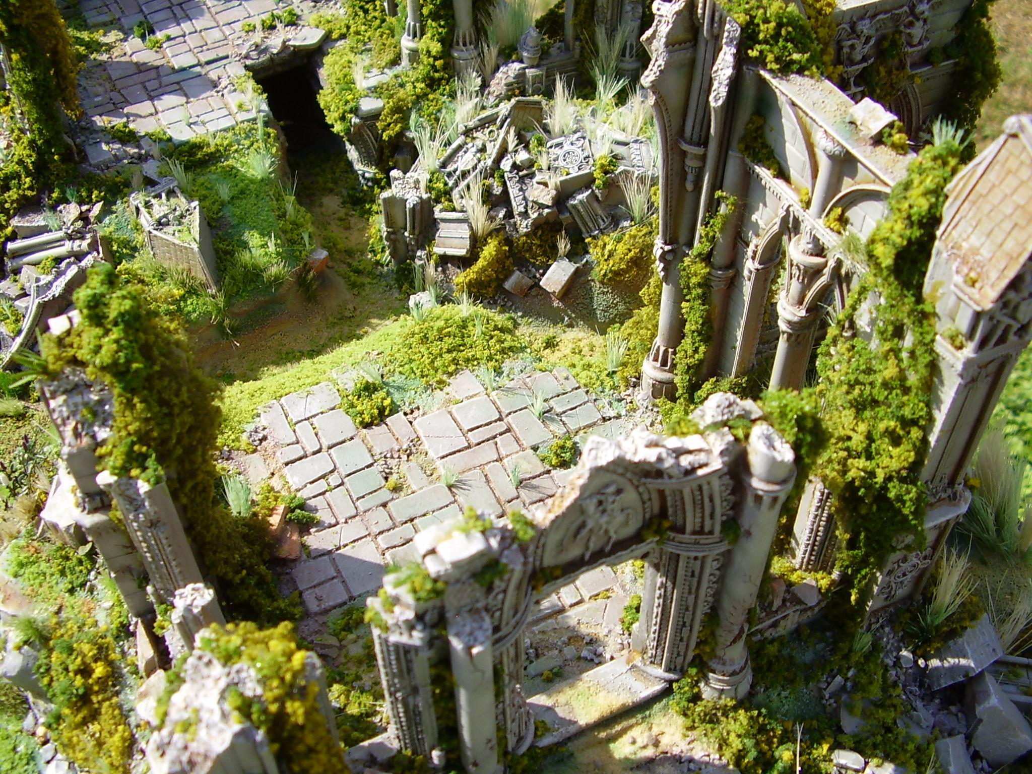 Ruin Armorcast