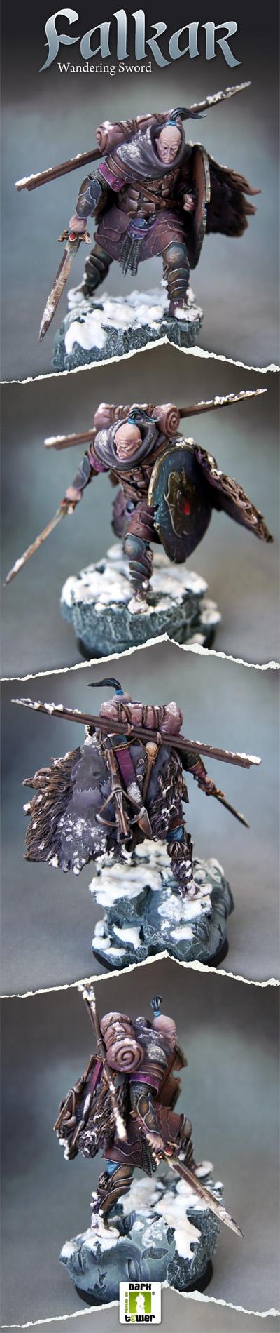 Falkar Wandering Sword