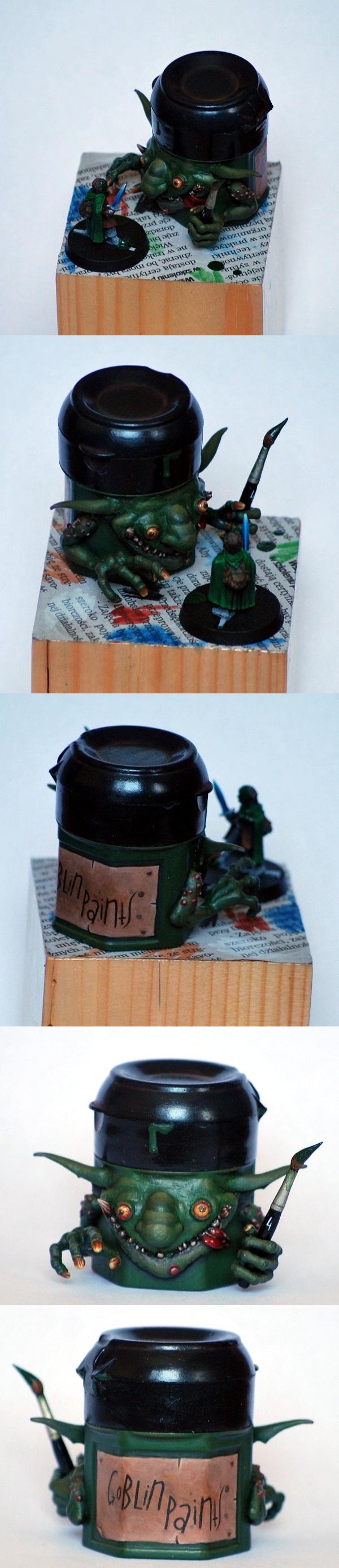 Goblin Pot