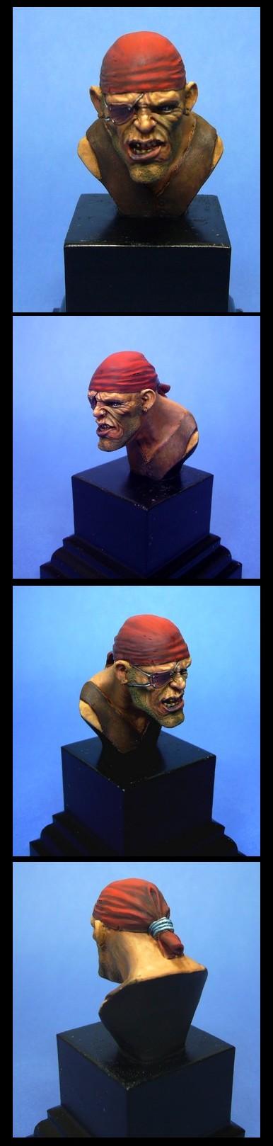 Busto Pirata