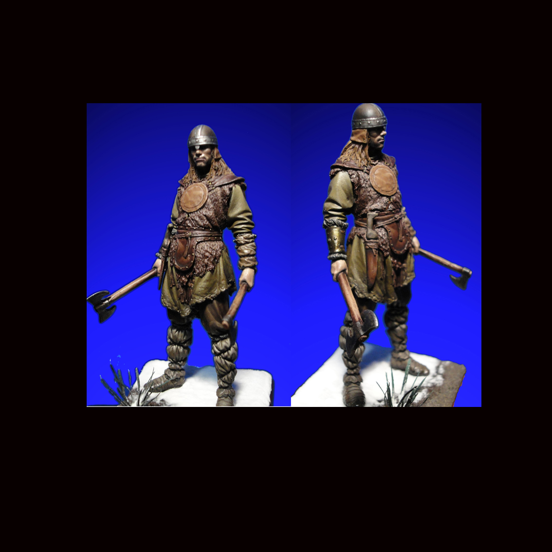 Saxon Warrior http://www.coolminiornot.com/265686