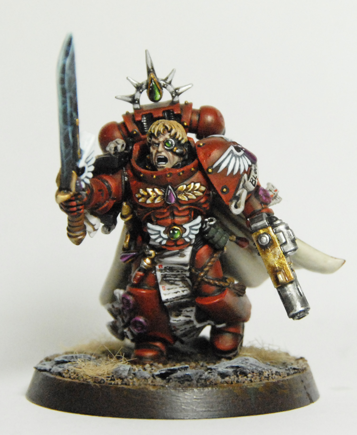 Blood Angels Company Captain