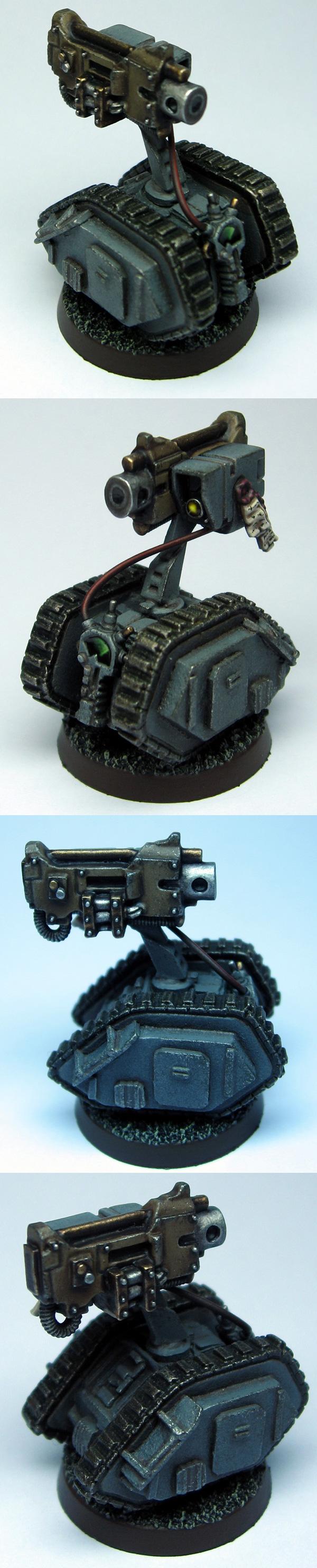Heavy Bolter Servitor