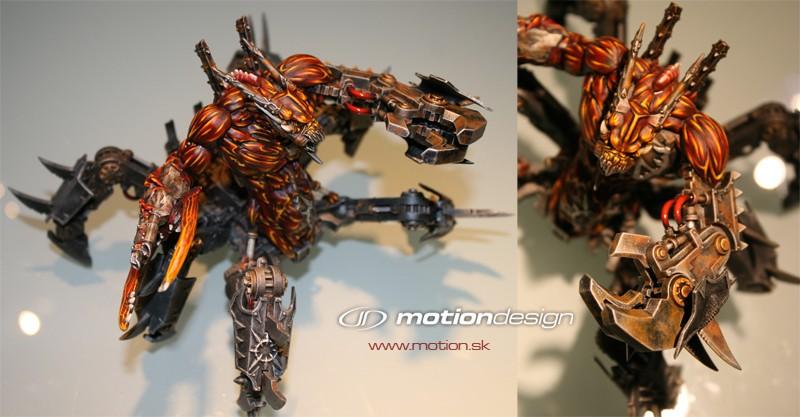 Soul Grinder - Chaos Daemon