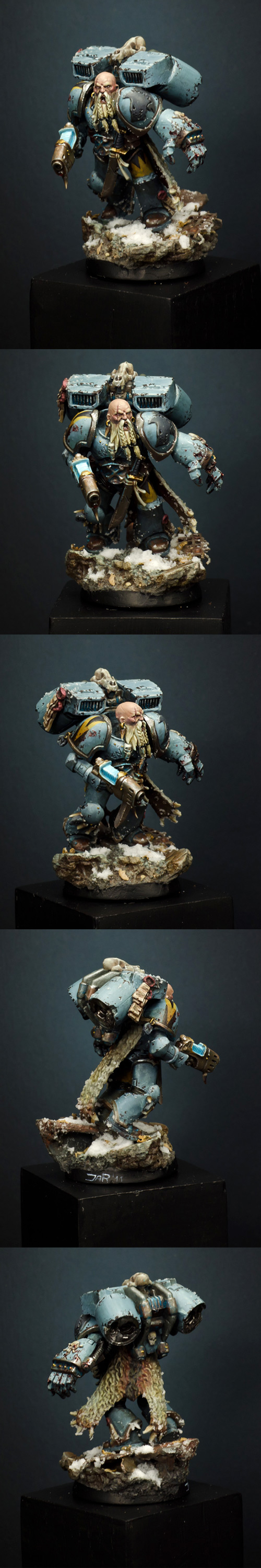 Son of Russ - Brother Freyron
