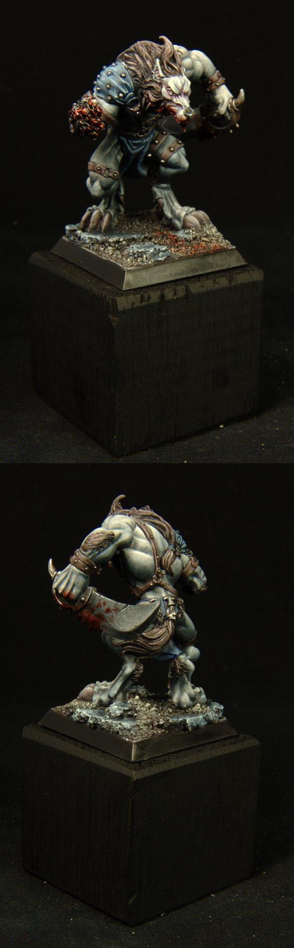 Wolfen Predator of Blood