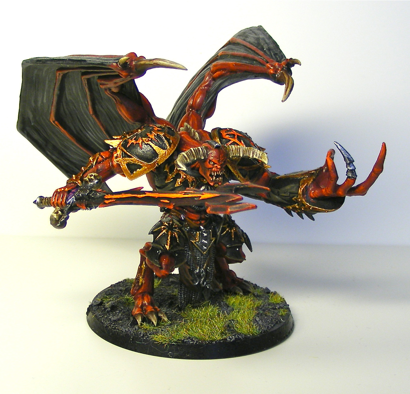 Daemon Prince Tactics Daemon Prince of Chaos Unified