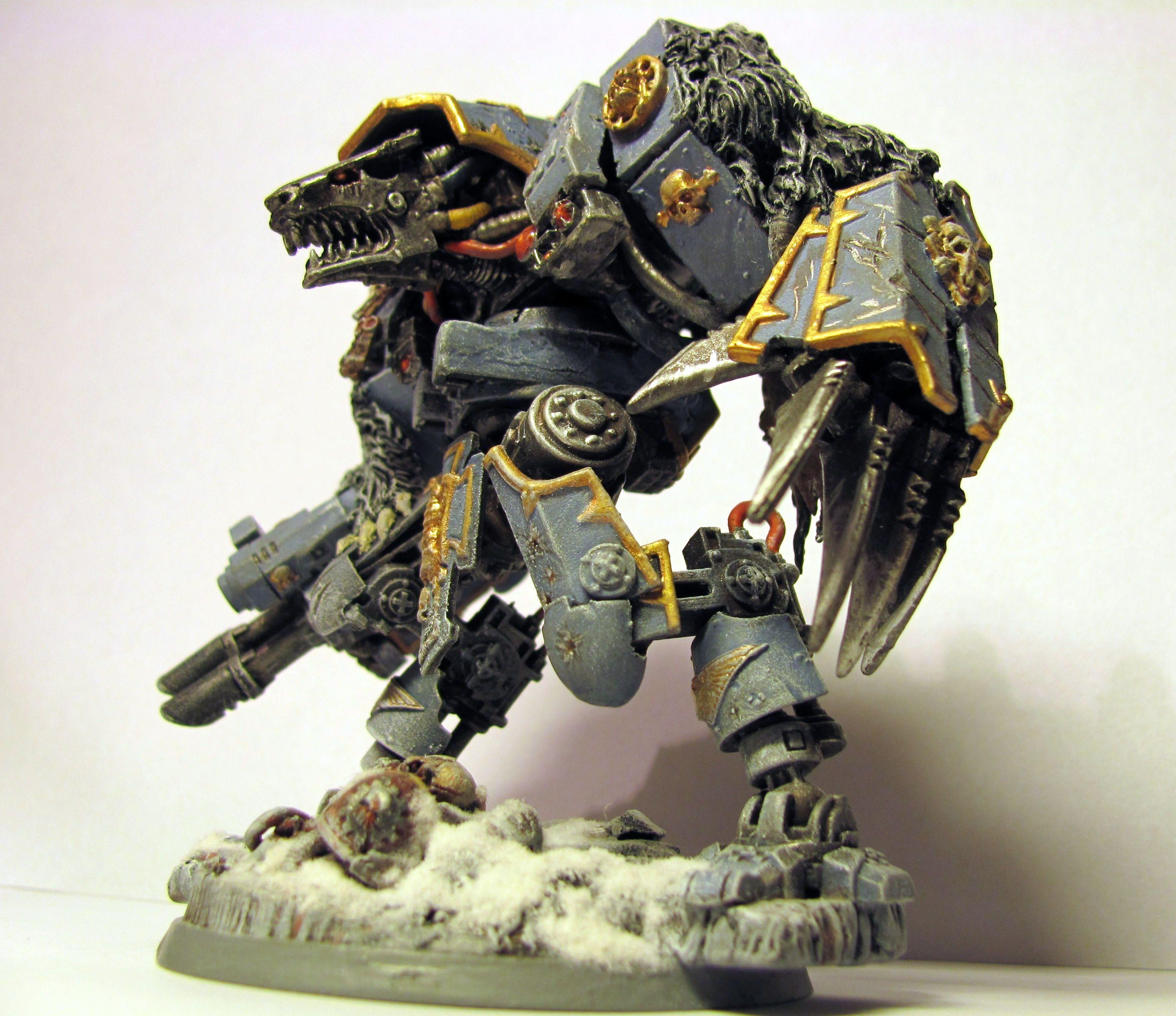 Space wolves dreadnought 1
