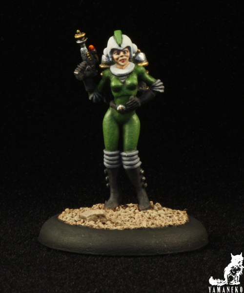 HYDRA, Jane Hunter