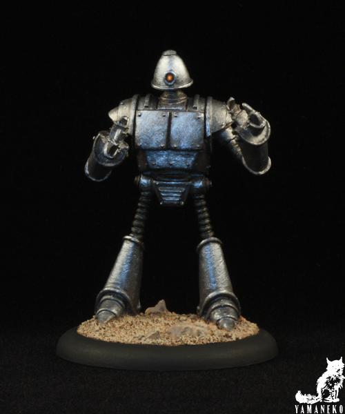 HYDRA, Warbot