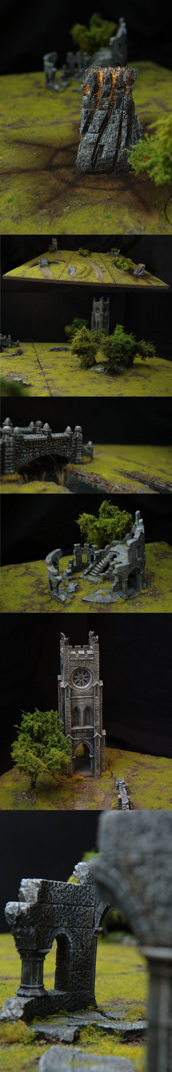 Warhammer Fantasy Modular Gaming Board