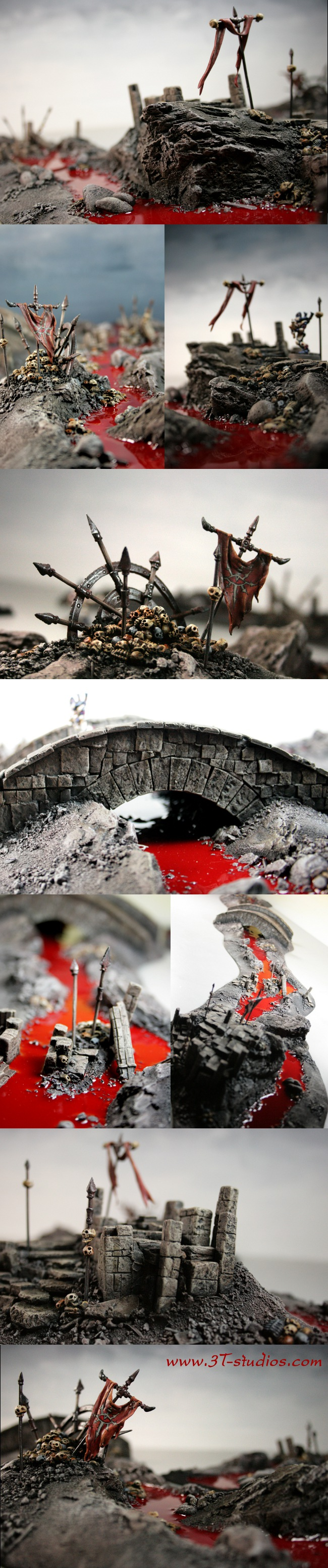 Chaos River of Blood