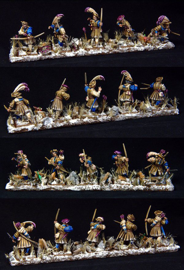 Empire Archers / Huntsmen