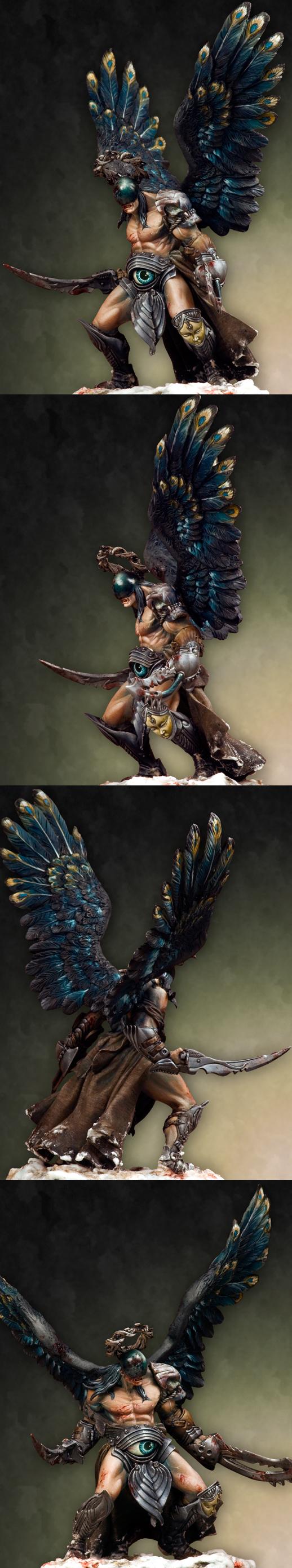 Arkevenger -GEHENNA by Pegaso Models