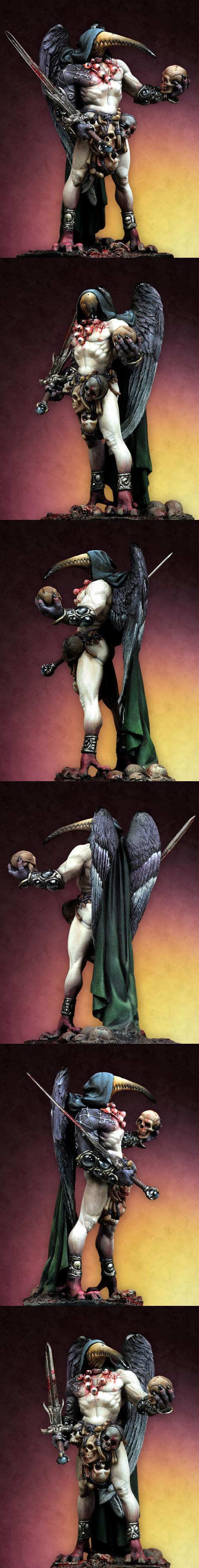 Kuvar Reaper - GEHENNA by Pegaso Models