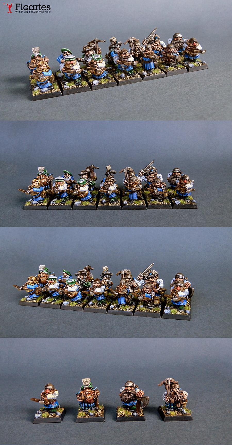 Dwarf Crossbowmen