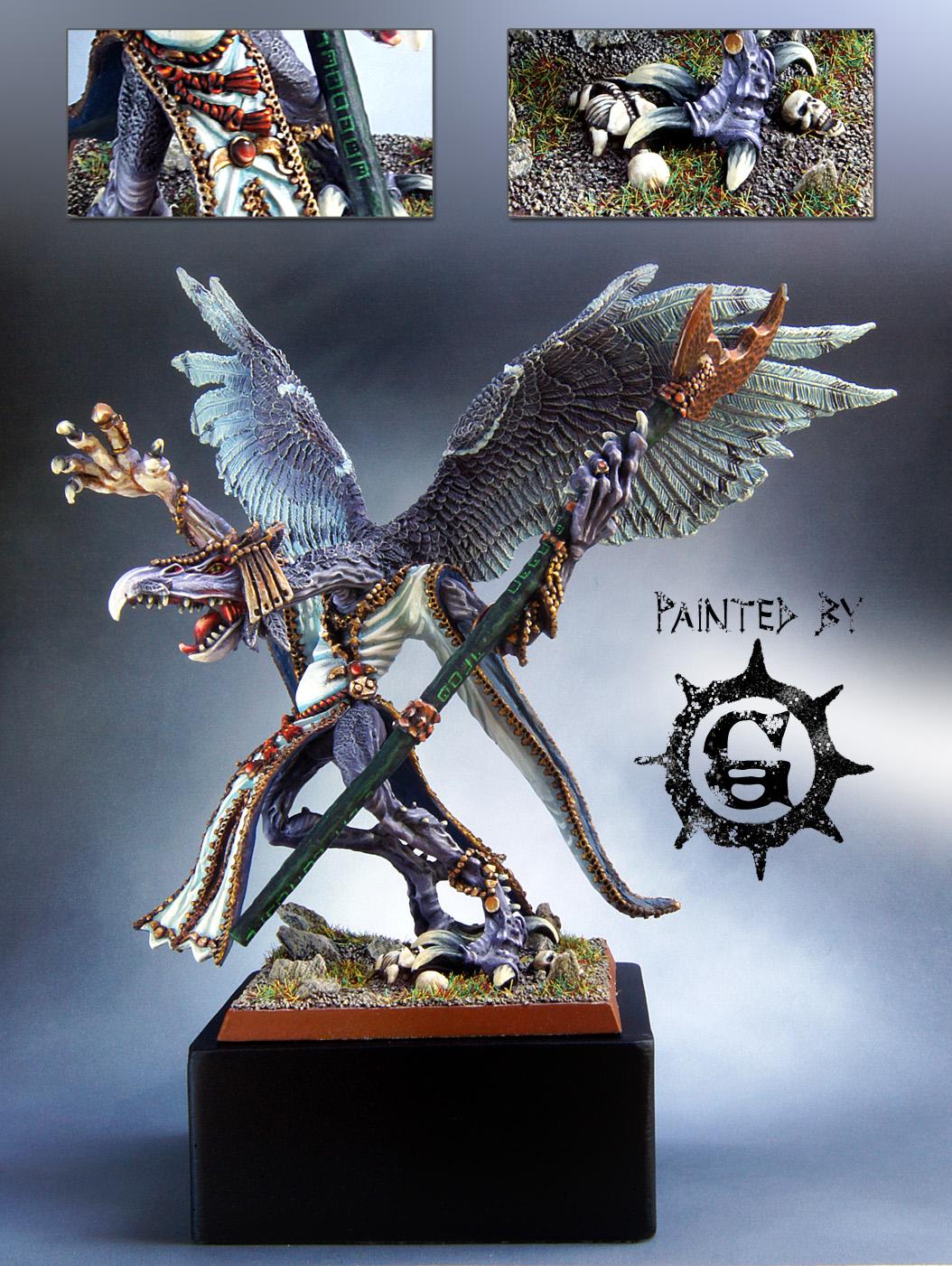 Greater Daemon of Tzeetnch