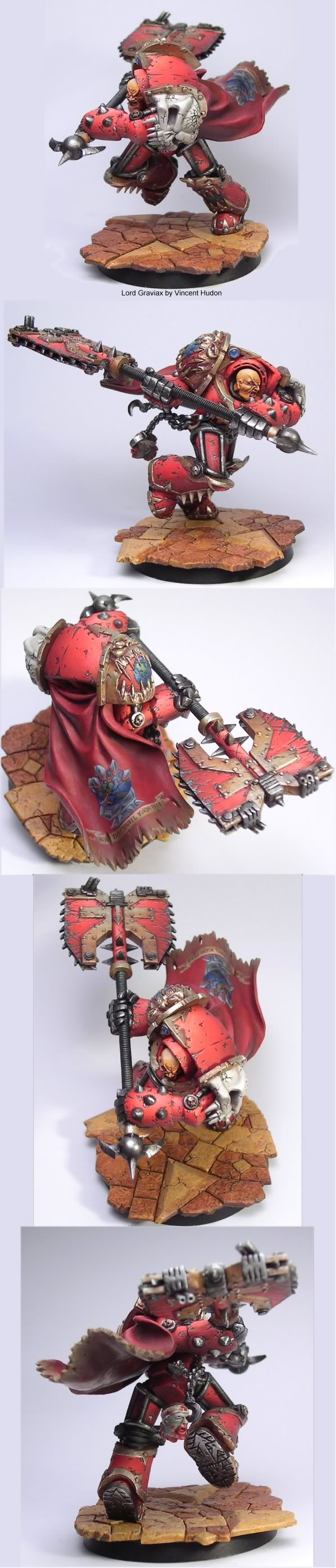 Lord Graviax, Canadian Slayer Sword 2007