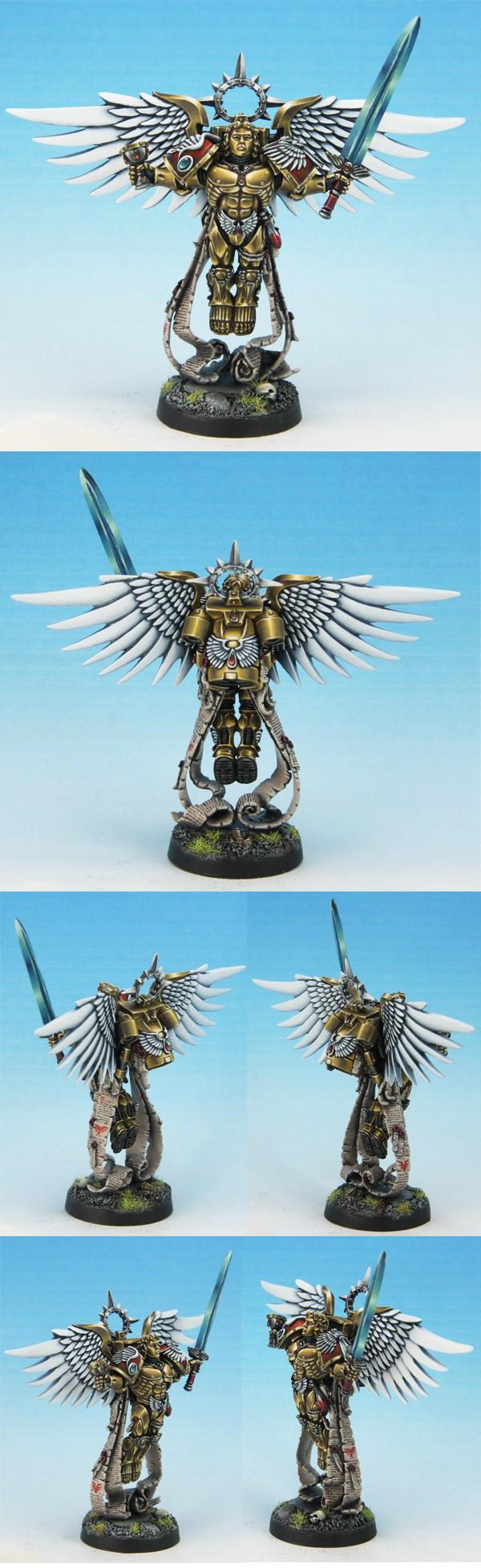 Blood Angels - The Sanguinor