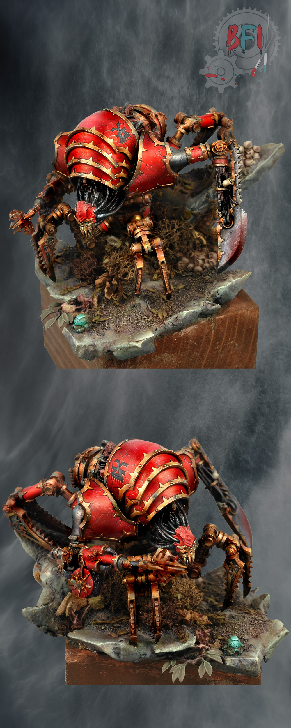 Blood Slaughterer by Forge World