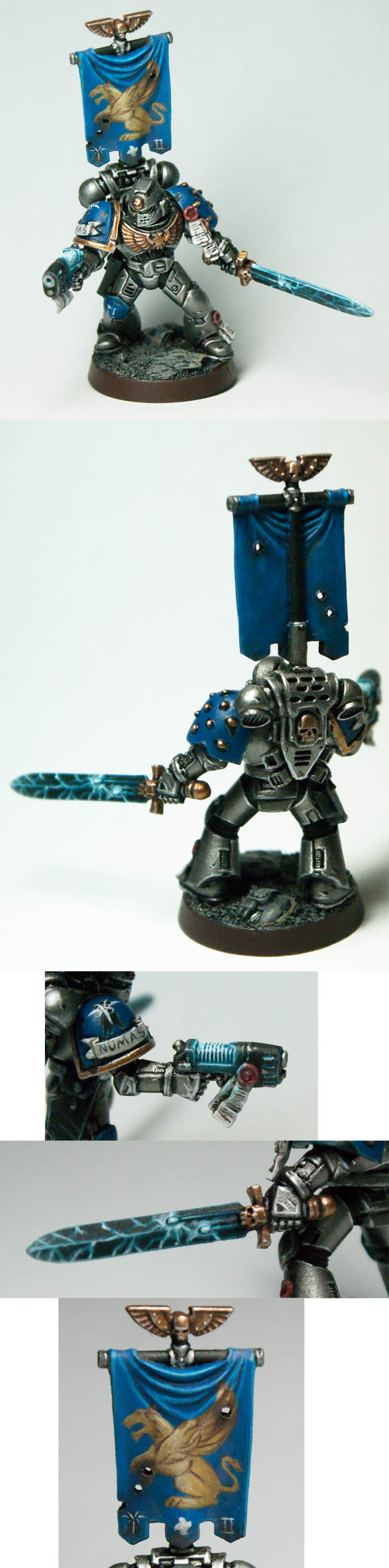 Astral Claws Sargent