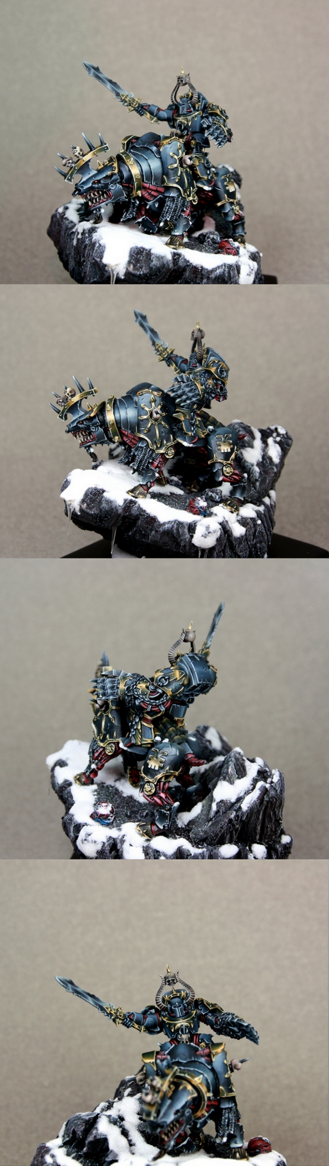 Chaos Lord on Juggernaut