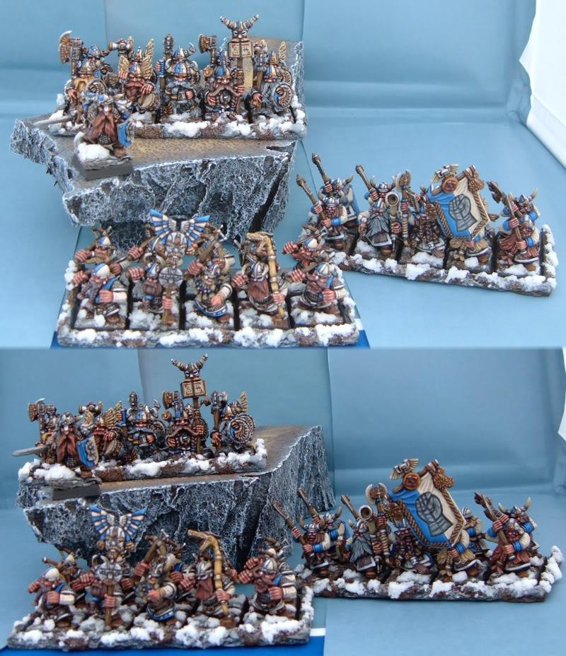 500 Point Dwarf Army