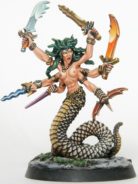 Vandorendra, Female Demon
