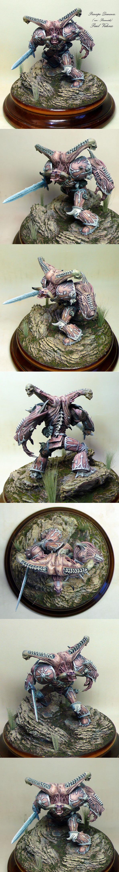 Demon Prince; (Slaanesh)