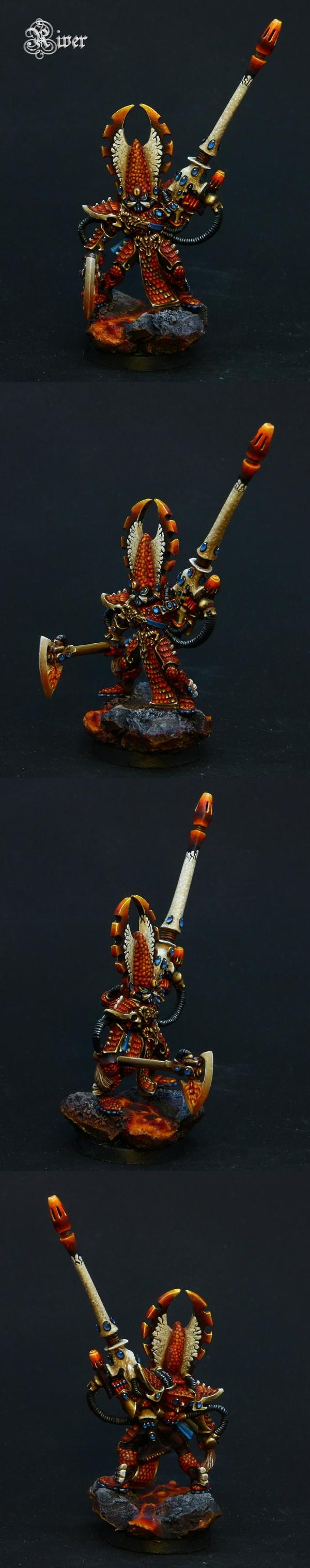 Fuegan, The Phoenix lord