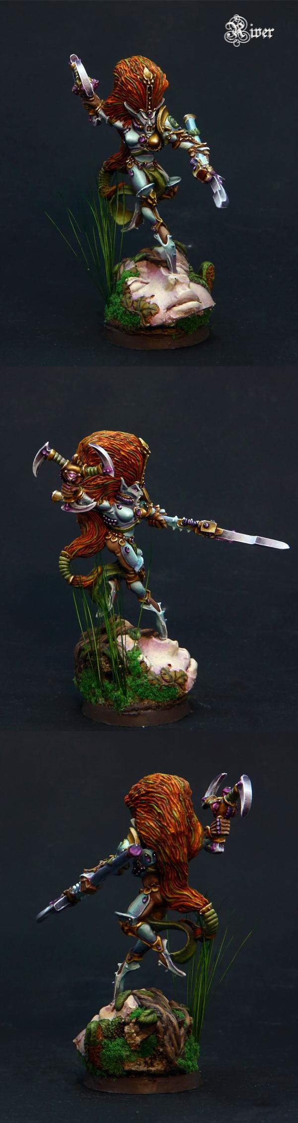 Jain Zar, the Phoenix lord