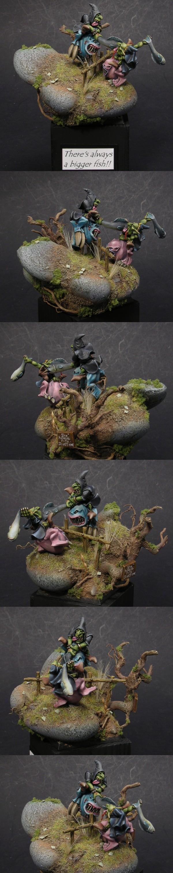 Goblin sguig hopper joust.