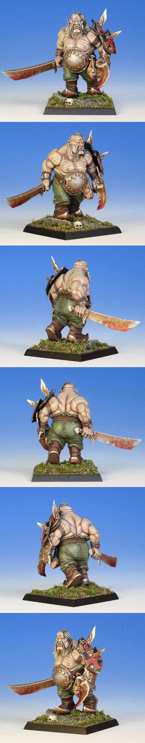 Ogre Kingdoms Maneater conversion