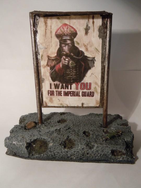 Imperial Propaganda Poster