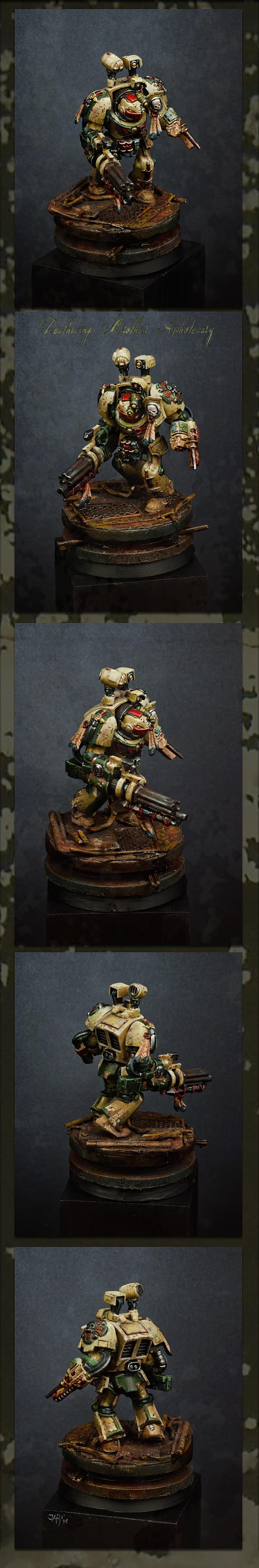 Brother Ephalius - Deathwing Aphotecary