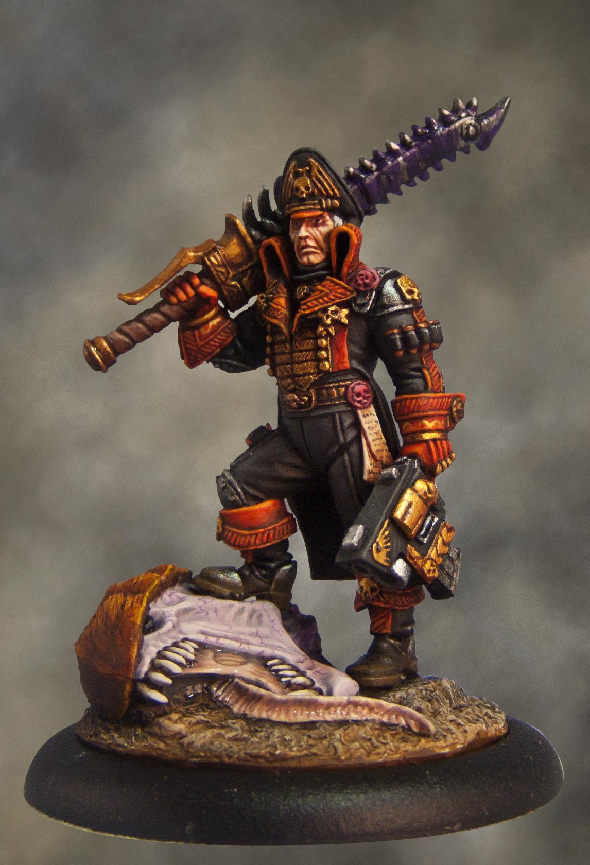 Comissar Caine