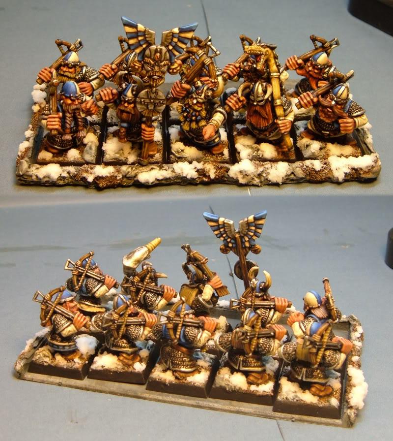 10 Dwarf Quarrellers
