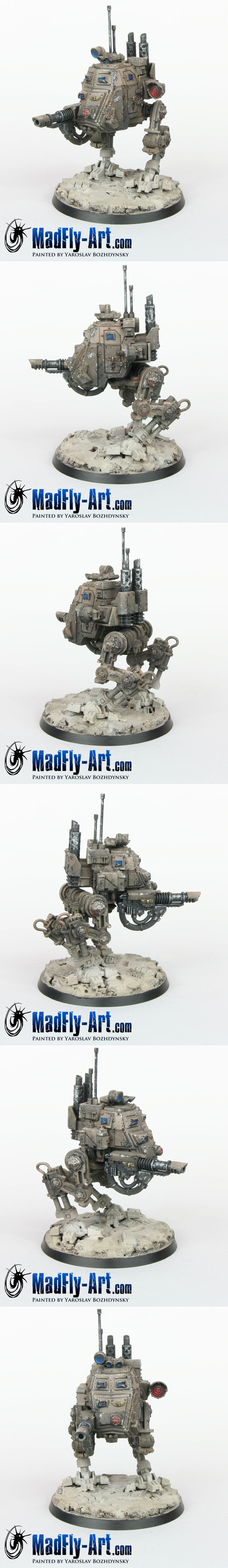 Imperial Guard Sentinel