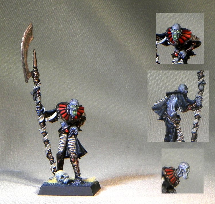 CoolMiniOrNot - Tomb Kings Liche Priest by lchc13