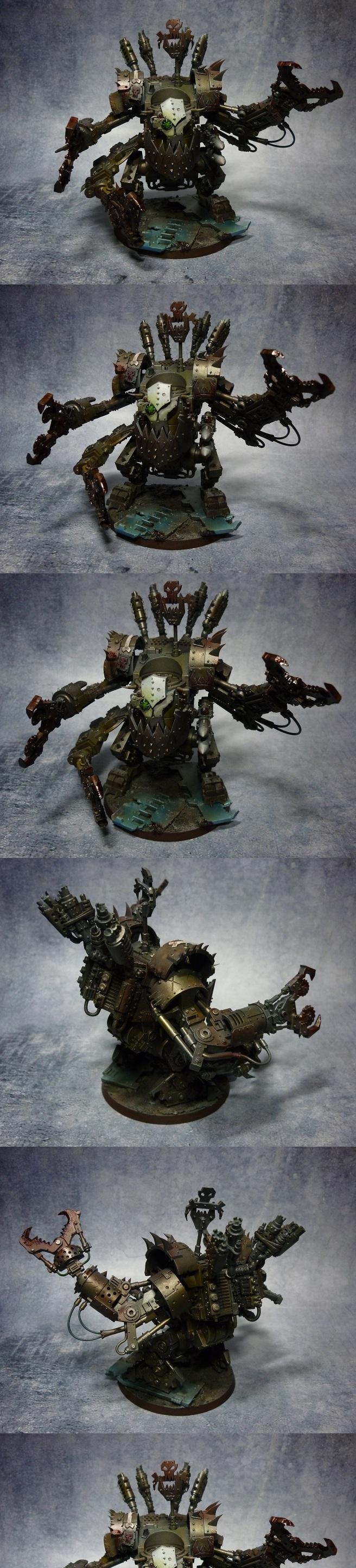 Ork Deff Dred