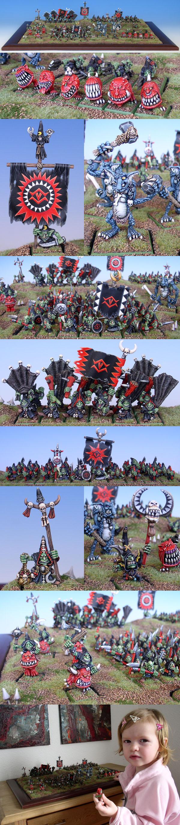 Night Goblin Army