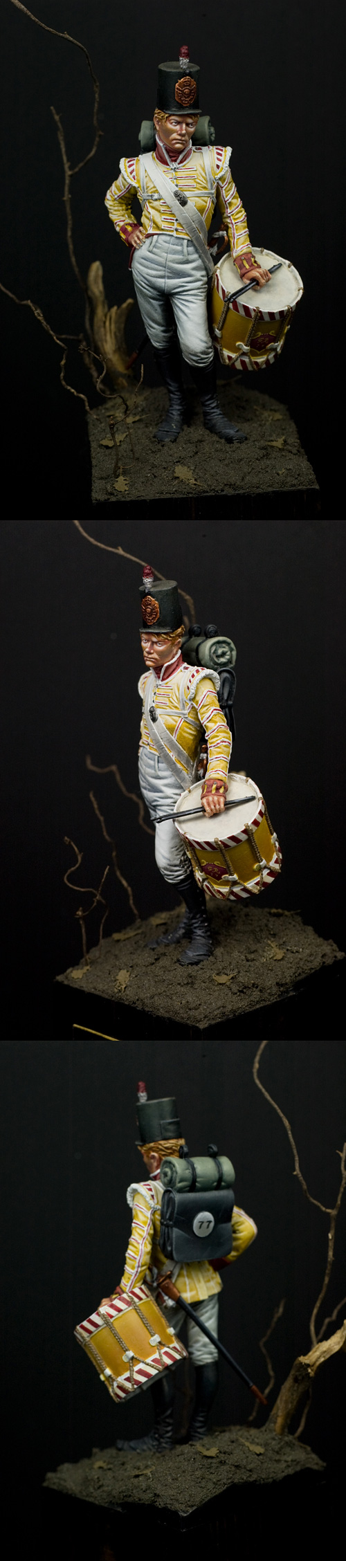 77th Regiment Drummer