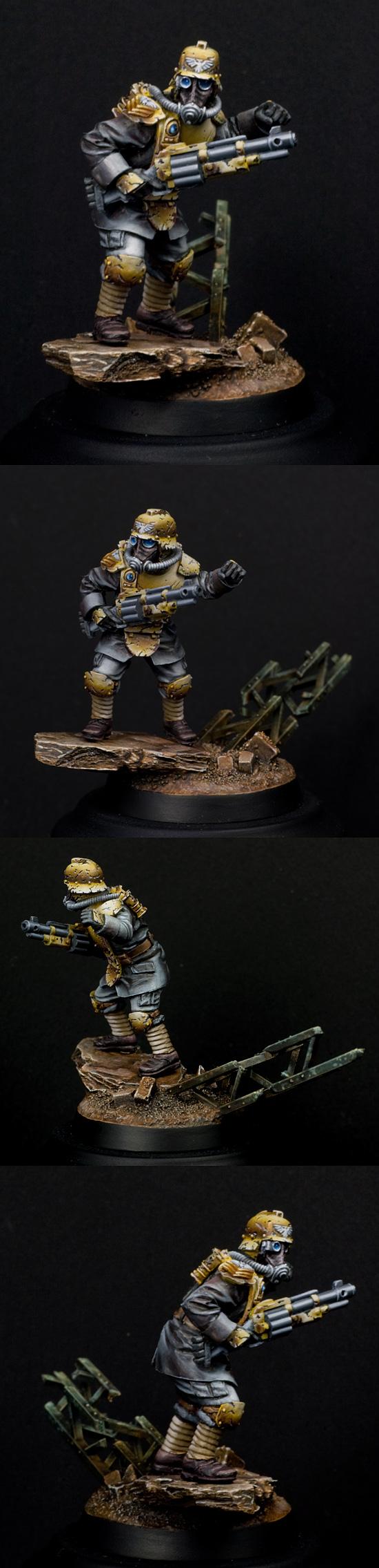 Death Korps Engineer