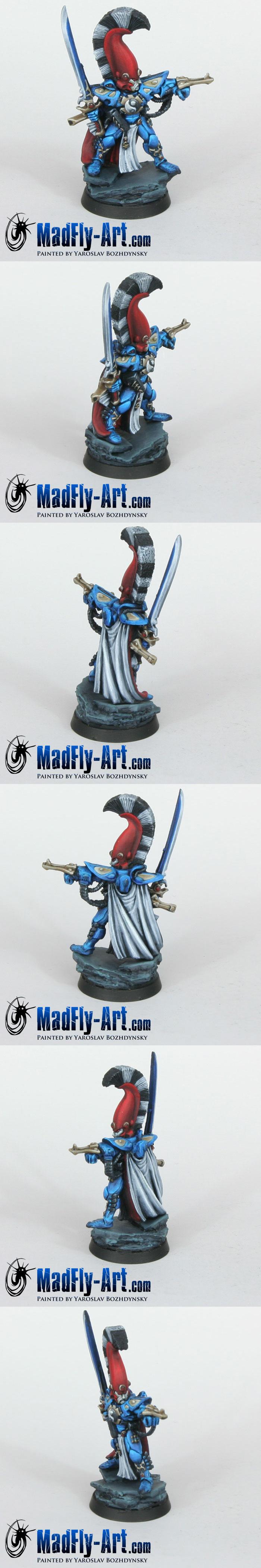 Eldar Phoenix Lord Asurmen, The Hand of Asur