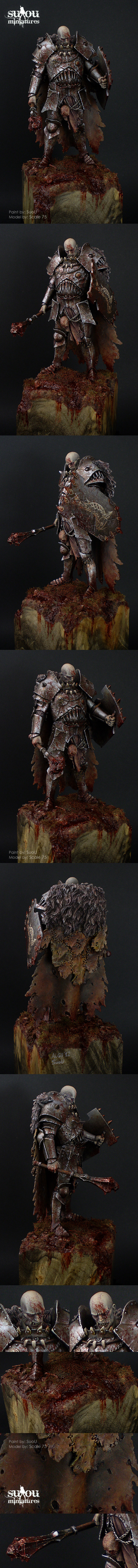 Abyssal Warlord - Scale 75