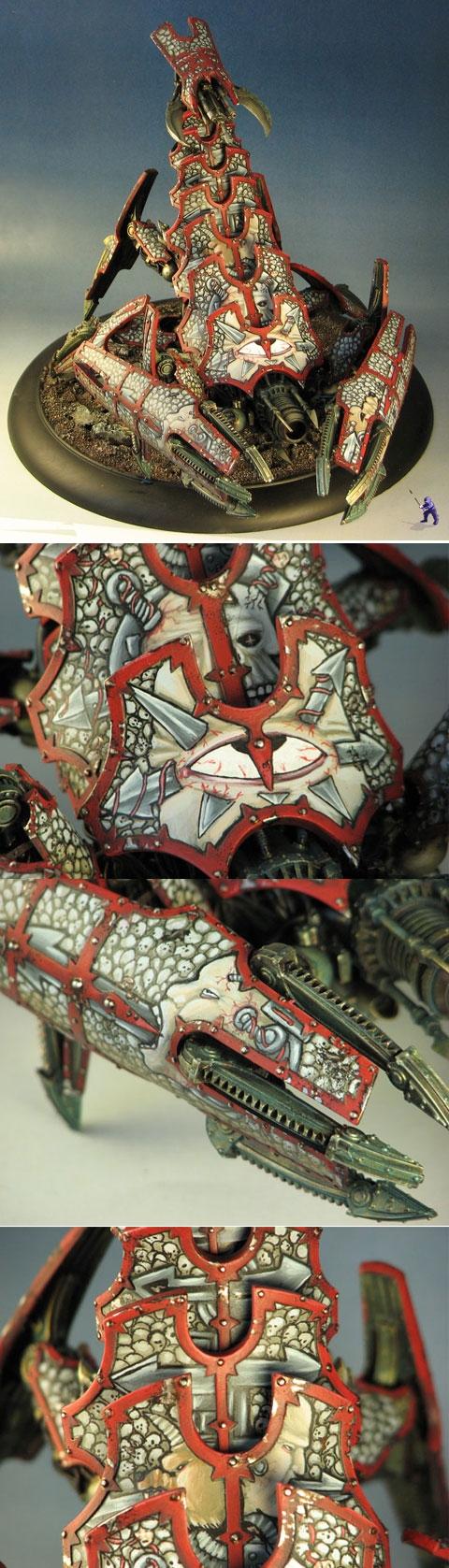Decorated Brass Scorpion