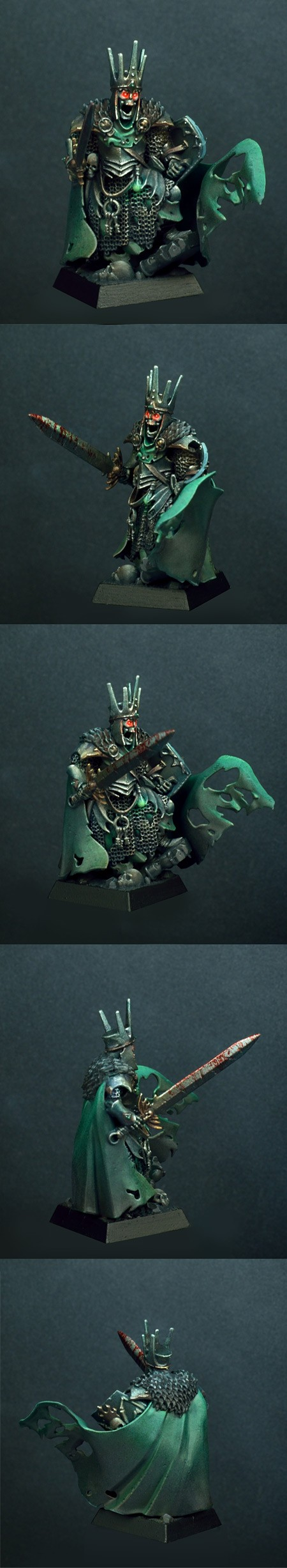 Tendrae - Undead Warlord