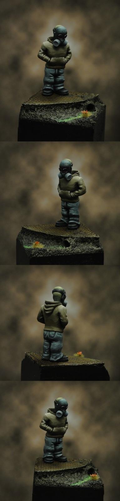 Toxic Spring, Painting Crusade IX exclusive figure