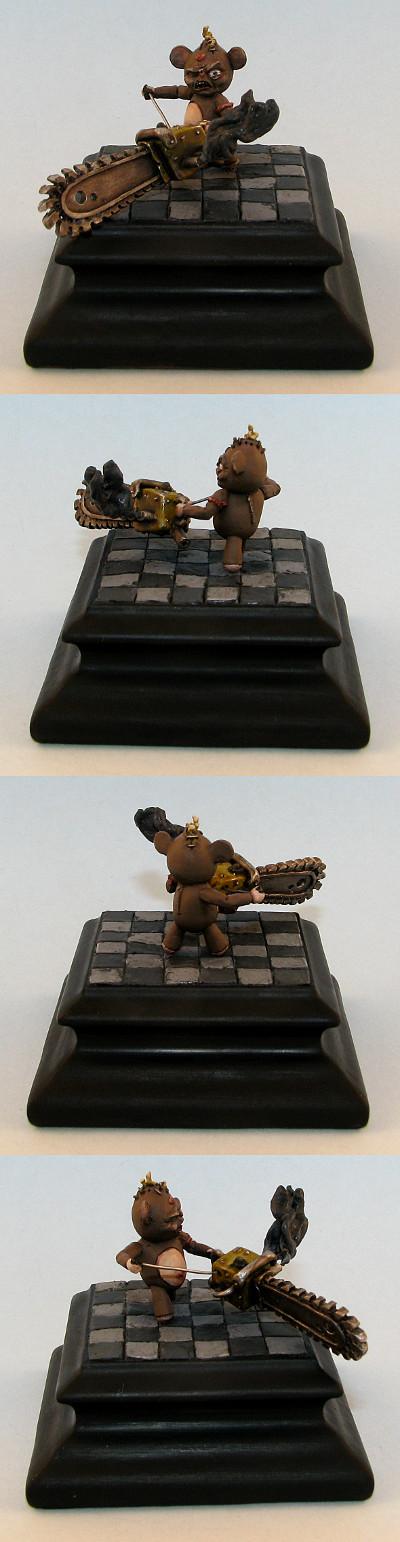 Teddy Fear by Ammon Miniatures