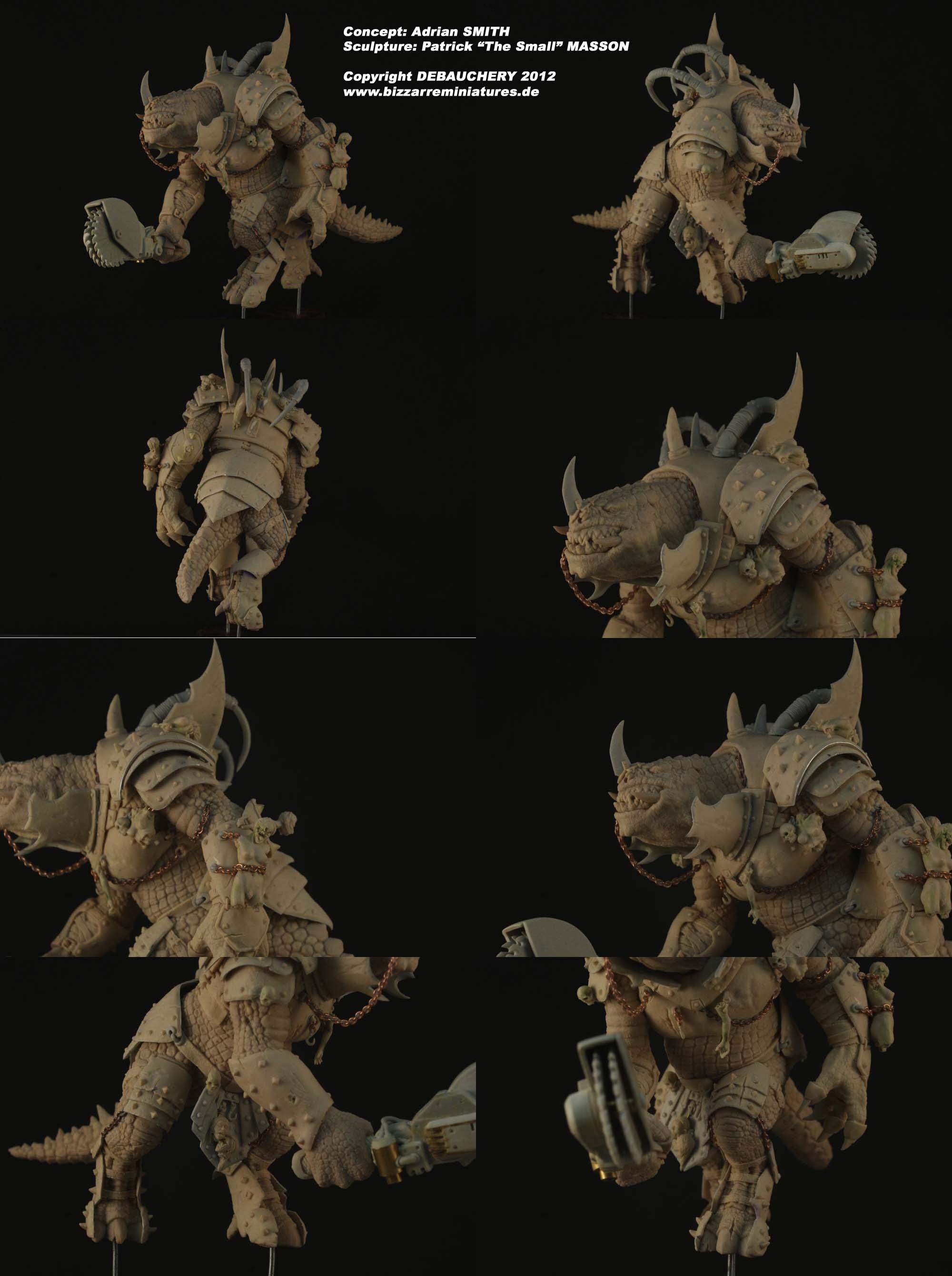 Killerbeast Dragon